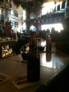 An afternoon beer at the Mecca Bar with Justin and Jason, I can check that off my Fairbanks winter activity list